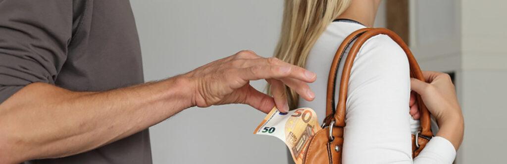 Taschenpfändung - das sollten Sie wissen